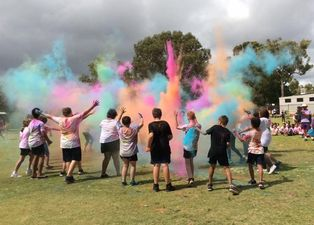 2020 Colour Run